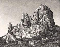 """""""La Calabria in Escher… con occhio di riguardo agli stupefacenti posti della Calabria"""" > Lamezia Live #rassegnastampa"""