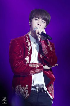 Jin ❤ BTS THE WINGS TOUR~ 2017 BTS Live Trilogy Episode lll In Santiago, Chile~ (170311-12) #BTS #방탄소년단