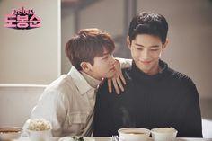 Giả gay quá lâu, Park Bo Young quên mất Park Hyung Sik cũng là đàn ông! - Ảnh 11.