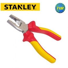 Stanley 160mm VDE Insulated Combination Plier 0-84-000