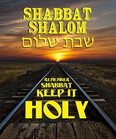 The peace of Shabbat