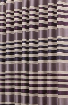 Grasmere Berry is a horizontally striped fabric, creating a wave effect when pleated up into a curtain. per metre. Wave Curtains, Curtains Uk, Striped Curtains, Made To Measure Curtains, Crafts To Make, Home Furnishings, Art Decor, Berries, Upholstery