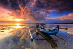 Cloud Formation in Reflection by Komang Sunantara on 500px