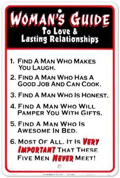 Woman's Guide to Love & Lasting Relationships