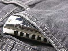 harmonica and pocket in trousers Illustrations, Photos, Trousers, Pocket, Harp, Wallet, Music, Trouser Pants, Pictures
