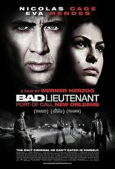 Sadomasochism the bad lieutenant