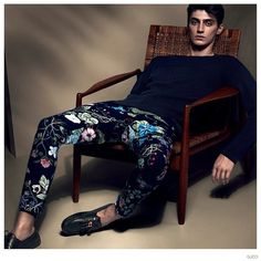 Gucci Resort 2015 Campaign Prepares for Nautical Spring image Gucci Resort 2015 Campaign 001