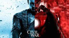 'Captain America: Civil War' - Project-Nerd