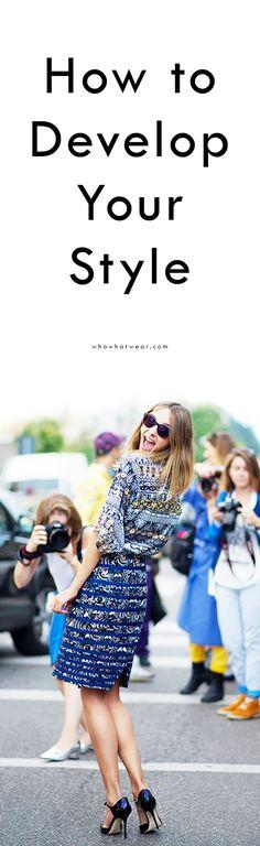 5 Steps to Having Fashion Sense