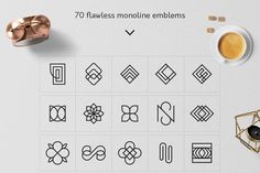 Geometric Logos vol.2 - Logos