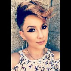 Pixie Hairstyle for Oval Faces - Styles Art