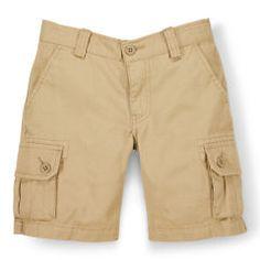 Gellar Cotton Cargo Short - Boys 2-7 Pants & Shorts - RalphLauren.com