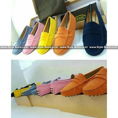 Tods Driving Shoes 토즈 드라이빙 슈즈