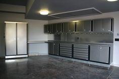 garage cabinets bonded shop for garage cabinets in garage storage samples and - Garage Designs Interior Ideas