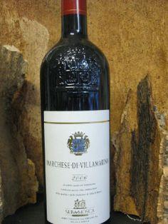 VINO MARCHESE DI VILLAMARINA DOC 2006 0,75L