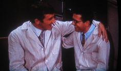 Newkirk & LeBeau in Season 1 episode: The Scientist