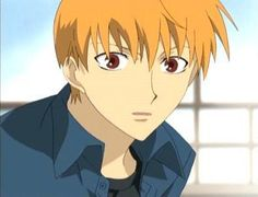 Fruits Basket Kyo, the Cat Fruits Basket Kyo, Hot Anime Guys, I Love Anime, Awesome Anime, Anime Manga, Anime Art, Anime Kiss, Manga Girl, Natsume Yuujinchou
