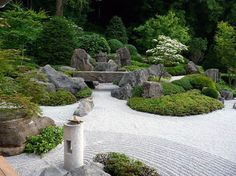 Japanese Inspired Gardens | Interior Design inspirations and articles