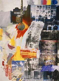 estate collage robert rauschenberg neo dada neodadaismo señal stop collage Robert Rauschenberg, Neo Dada, Art Du Collage, Mixed Media Collage, Collage Artists, Collages, Tachisme, Modern Pop Art, Modern Contemporary Art