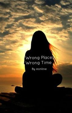 """You should read """"Wrong Place, Wrong Time"""" on #Wattpad. #MysteryThriller"""