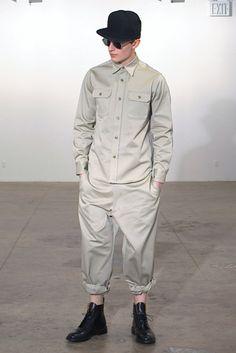 Mark McNairy- New Amsterdam Menswear Fall Winter 2015 New York - NOWFASHION