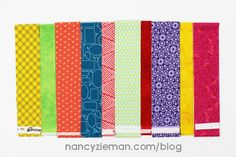 2016 Block Of The Month Quilt Extravaganza by Nancy Zieman   Sewing With Nancy