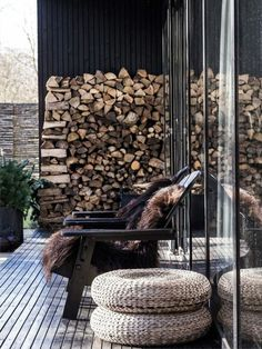 Turn Your Outdoor Space Into a Cosy Haven This Autumn / Winter