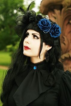 Gothic Fashion   goth gothic style fashion girl women https://www.facebook.com/alternativestylepolska