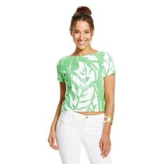 Lilly Pulitzer for target top New with tags. No trades Lilly Pulitzer Tops Crop Tops