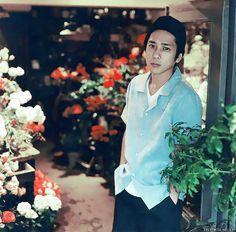 Kazunari Ninomiya, from eyes-with-delight.tumblr.com