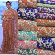 Here is an excellent heavy Emboridery net Saree To purchase this product mail us at or whatsapp us on 919833411702 for… Anarkali Lehenga, Indian Anarkali, Pakistani, Desi Wedding Dresses, Lehenga Wedding, Indian Dresses, Indian Outfits, Trendy Sarees, Net Saree