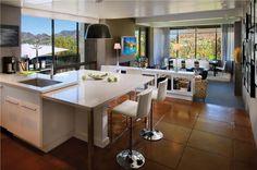 Dining: New Decorating Open Floor Plan Kitchen Dining Living Room: 14 Antique Paintings Open Floor Plan Kitchen Dining Living Room