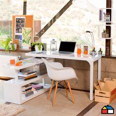 #Escritorio #HomeOffice #Escritorio #Sodimac #Homecenter