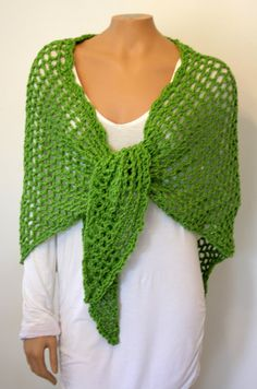 SHAWL by SweetNothingsStitch on Etsy, $30.00