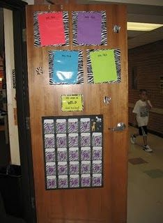This would be a do-able way to track AR goals for the grade. Percentage clubs for and Move names weekly. Similar to something I tried last year. Classroom Tools, Teacher Tools, Classroom Displays, Classroom Themes, Classroom Organization, Future Classroom, Teacher Stuff, 4th Grade Ela, 4th Grade Reading