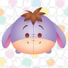 Image via We Heart It https://weheartit.com/entry/134848783/via/17634418 #cute #disney #eeyore #kawaii #love #winniethepooh #tsum
