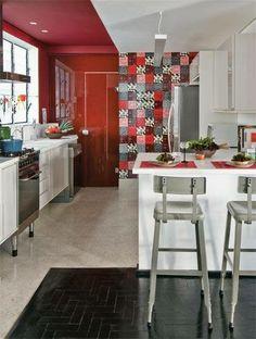 Outra bela cozinha