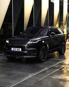 The Range Rover Velar redefined by Overfinch. Enhance your existing Range Rover or commission a bespoke Overfinch. The New Range Rover, Range Rover Supercharged, Range Rover Evoque, Alloy Wheel, Minimalist Design, How To Find Out, Exterior, Instagram, Cars