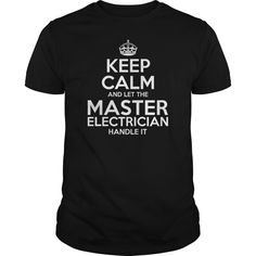 Awesome Tee For Master Electrician - ***How to ? 1. Select color 2. Click the ADD TO CART button 3. Select your Preferred Size Quantity and Color 4. CHECKOUT! If you want more awesome tees, you can use the SEARCH BOX and find your favorite !! (Electrician Tshirts)