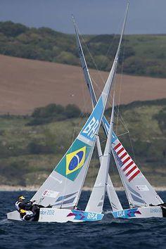 robert scheidt and brino prada - star class (folha.com.br)