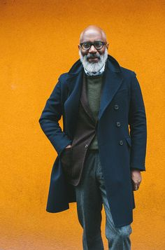 #FASH3150 @kellymgage Business Casual, Layers, comfort. Layers add personality and make a casual outfit look well thought out and professional. long coat, blazer and sweater, button down and trousers.