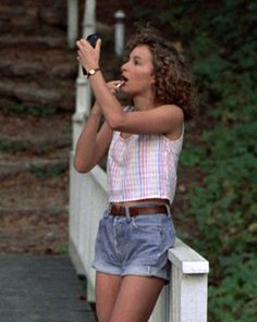 "Dirty Dancing, 1987 // ""I carried a watermelon"""