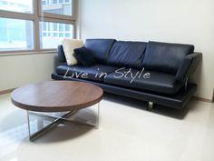 Leather Sofa - Madeira Max2616