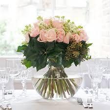 Resultado de imagen para fish bowl floral arrangements