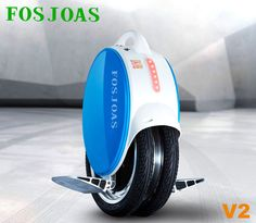 Fosjoas best V2 two wheel self balancing electric scooter