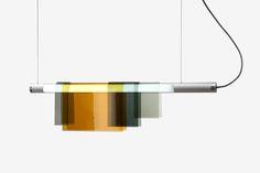 Photochrome / suspension lampe