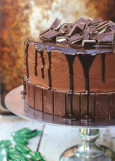 Chocolate Andes Mint Cake: Make It with a Cake Mix!