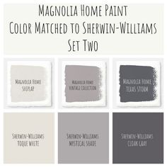 magnolia homes joanna gaines If You Read Nothing Else Today, Read This Report On Joanna Gaines Paint Colors Sherwin Williams 117 - Interior Paint Colors For Living Room, Living Colors, Bedroom Paint Colors, Paint Colors For Home, Wall Colors, Interior Colors, Paint Colors By Room, Cabin Paint Colors, Light Paint Colors