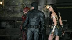 Justice League running time revealed