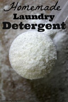 Looking for a detergent that is easy, inexpensive, and borax free?  Homemade Laundry Detergent   areturntosimplicity.com